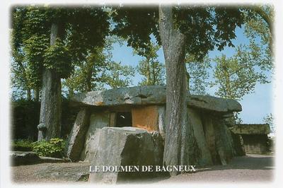 Grand Dolmen à Bagneux