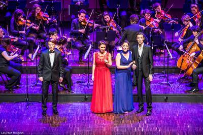 Grand gala d'opéra à Neuilly sur Seine