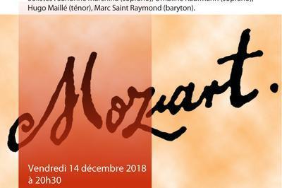 Grande Messe en Ut mineur de Mozart à Creteil