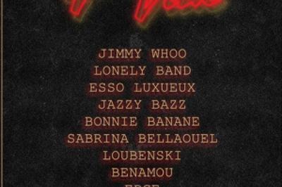 Grande Ville : Jimmy Whoo + Lonely Band + Jazzy Bazz & More... à Paris 19ème