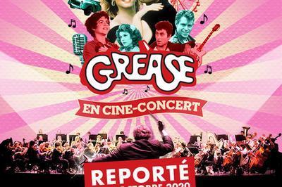 Grease en ciné concert à Lille