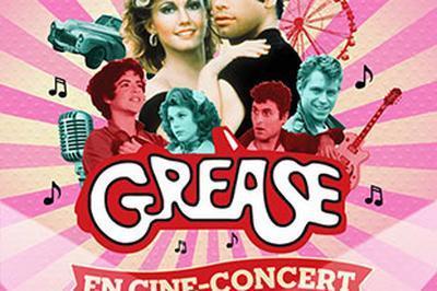Grease en concert - Report d'avril 2020 à Nantes