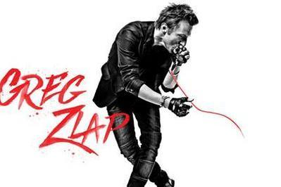 Greg Zlap à Lille