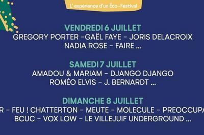 Amadou & Mariam / Roméo Elvis à Monts
