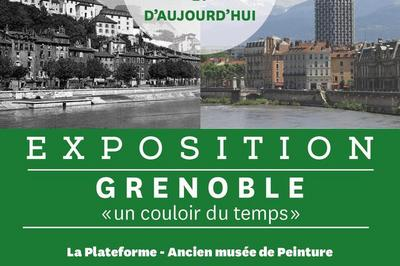 Grenoble, Un Couloir Du Temps