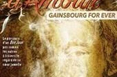 Gueule D'amour : Gainsbourg For Ever à Grenoble