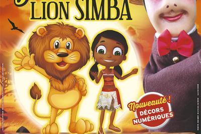 Guignol et le Lion Simba à Tournon sur Rhone