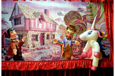 Guignol le Secret de la Licorne à Lentilly