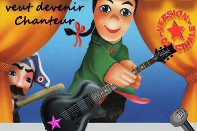 Guignol Veut Devenir Chanteur à Nice