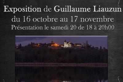 Exposition de Photographie de Guillaume Liauzun à Arandon