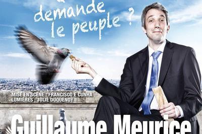 Guillaume Meurice à Loudeac