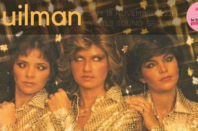 Guilman au bar parallèle - Vinyls Sound Groove à Lille
