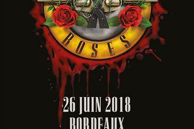 Guns N' Roses à Bordeaux
