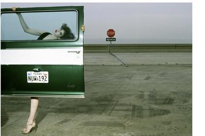 Guy Bourdin, L'image Dans L'image à L'Isle sur la Sorgue