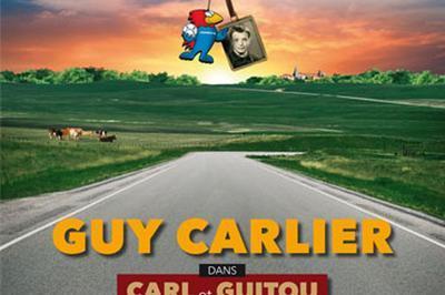 Guy Carlier, Carl et Guitou à Argenteuil