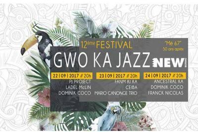 Gwo Ka Jazz Festival à Paris 10ème
