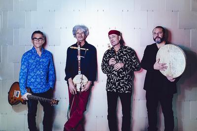 Hadouk Quartet à Miramas