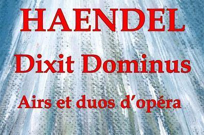 Haendel - Dixit Dominus à Puteaux
