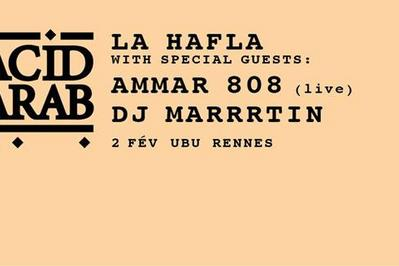 Hafla : Acid Arab (dj Set) à Rennes