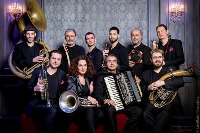 Hai douti Orkestar à Chasseneuil du Poitou