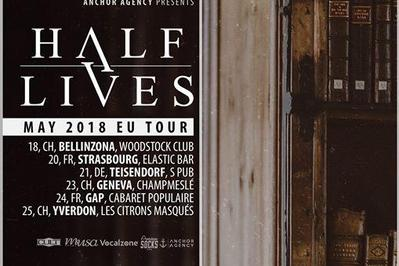 Halflives, Stories In Colours, Syndrom à Strasbourg