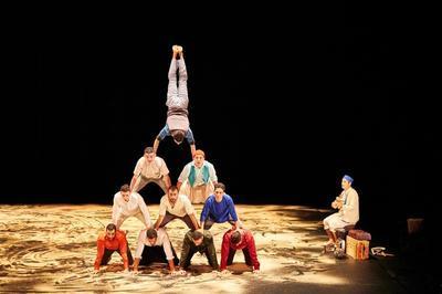 Halka Par Le Groupe Acrobatique De Tanger à Saint Medard en Jalles