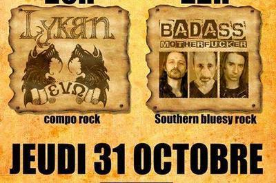 Halloween Party : Lykan / Badass Motherfucker à Toulouse