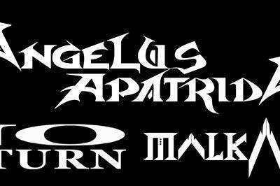 Halloween Thrash ! Angelus Apatrida * No Return * Malkavian à Nantes