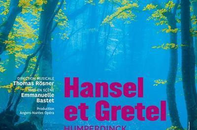 Hansel Et Gretel D'engelbert Humperdinck à Nancy