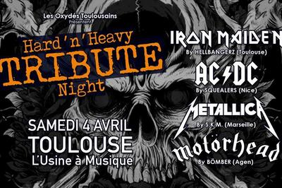 Hard 'n' Heavy Tribute Night à Toulouse