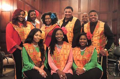 Harlem Gospel Choir à Cenon