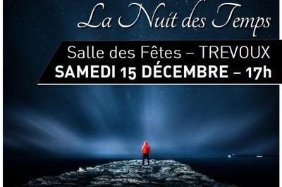 Harmonie de Trévoux - Concert de Noël - La Nuit des Temps à Trevoux