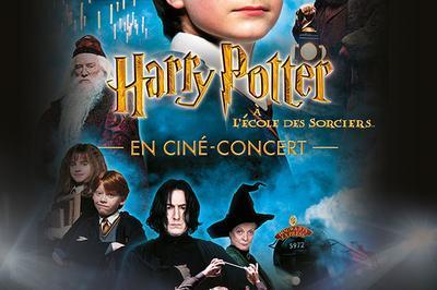 Harry Potter À L'école Des Sorciers™ En Ciné-concert à Marseille