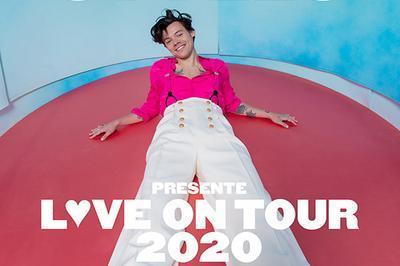 Harry Styles Love On Tour - report date de mai à Paris 12ème