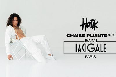 Hatik à Paris 18ème