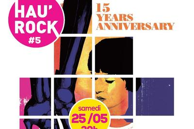 Hau'Rock#5 – Nouvelle Vague à Haubourdin