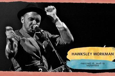 Hawksley Workman à Toulouse