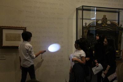 Helena Rubinstein à La Lampe Torche ! à Paris 4ème