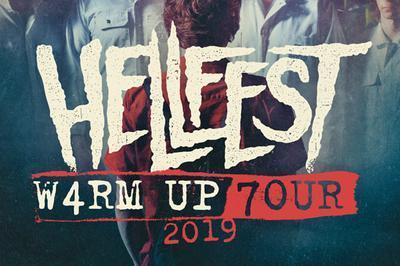 Hellfest : à Paris 18ème