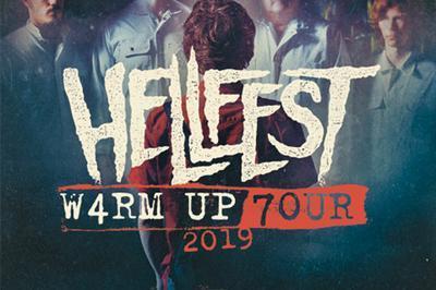 Hellfest : W4rm Up 7our 2k19 à Lyon