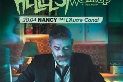 Hellfest Warm Up Tour 2k18 : You Can't Control It à Nancy