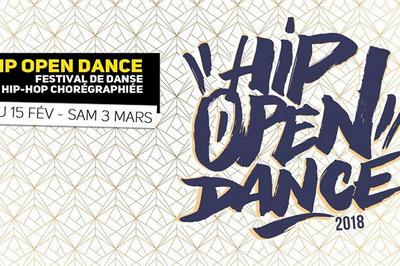 Hip Open Dance 2018