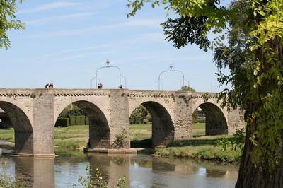 Histoire-découverte Du Pont Vieux à Carcassonne