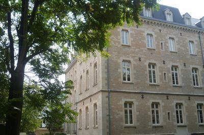 Histoire Du Lycée Simone Weil : Du Pensionnat De Jeunes Filles À  L'ancienne Maternité De Dijon