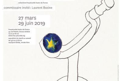 Histoires de dessins - le hasard & le vagabond - invité surprise : carte blanche à Hélène Delprat à Amiens