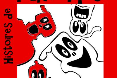 Histoires de fantômes par les ados du Théâtre Ecole à Montauban