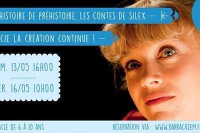 Histoires de préhistoire - Cie La création continue ! à Lille