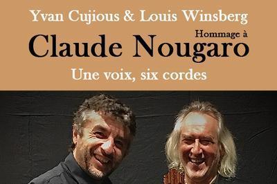 Hommage à Claude Nougaro à Pibrac