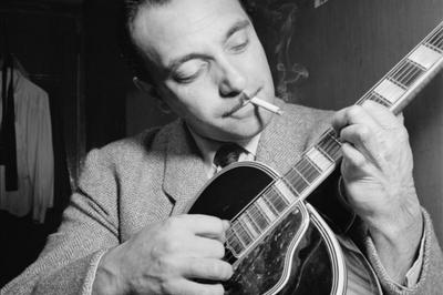 Hommage À Django Reinhardt Avec Romane à Paris 1er