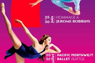 Hommage à Jerome Robbins Programme 1 à Boulogne Billancourt du 25